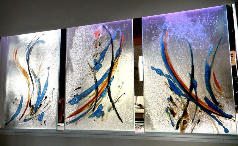 Художественные изделия из стекла своими руками